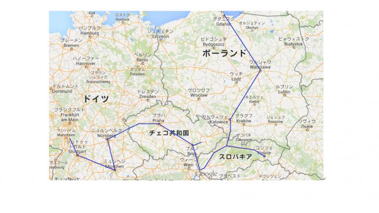 中欧地図改訂1