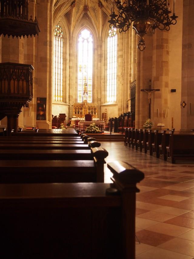 筆者撮影 聖マルティン大聖堂