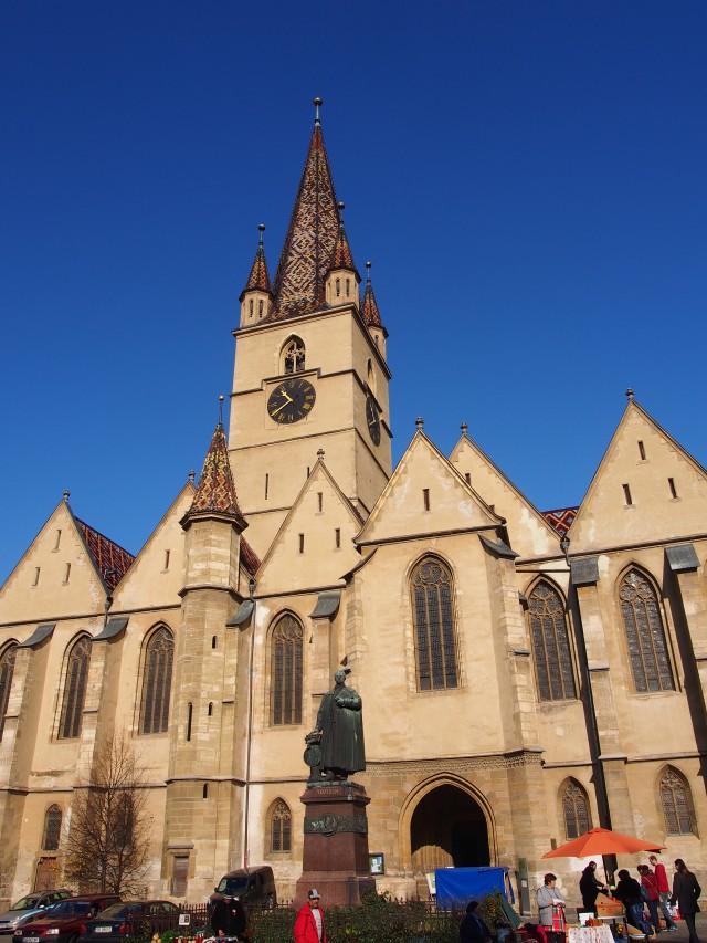 筆者撮影 ルーテル大聖堂