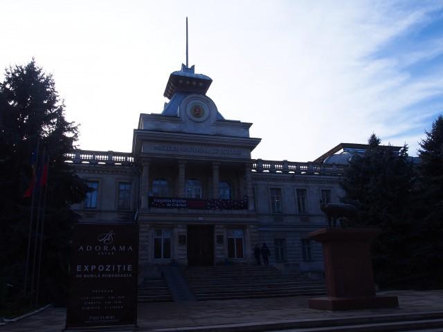 筆者撮影 歴史博物館