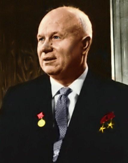 ニキータ・フルシチョフ