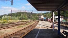 筆者撮影 ズバルドン駅