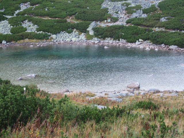 周辺にはこのような美しい池もあります。