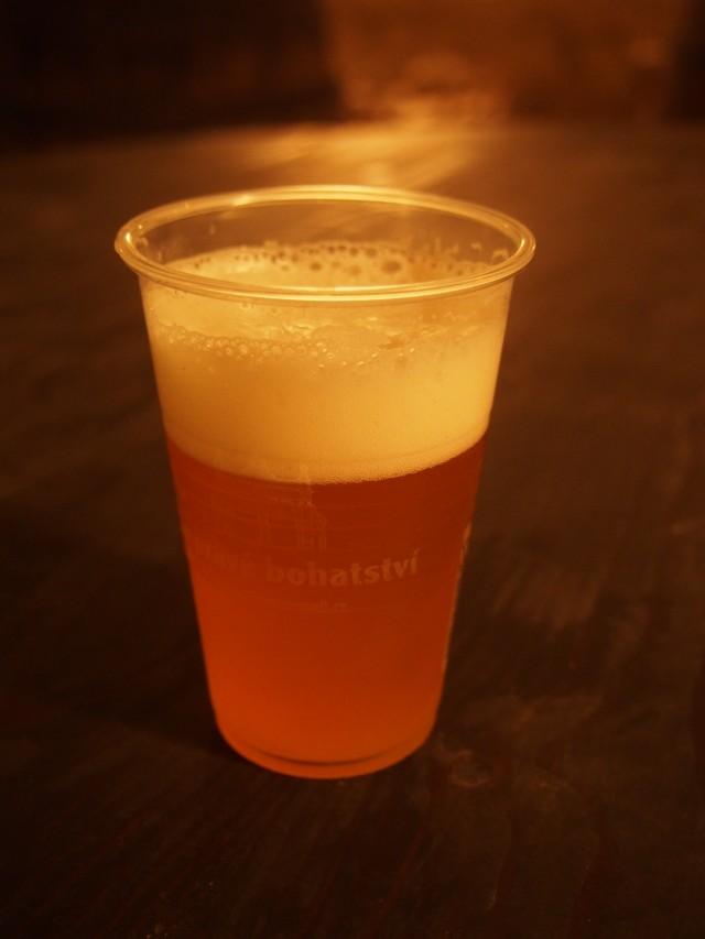 黄金のビール