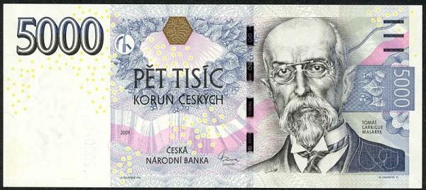 チェコスロバキア初代大統領のマサリク